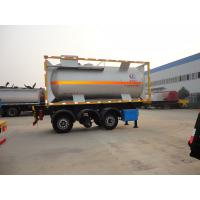 China 20feet  LPG tank container on sale