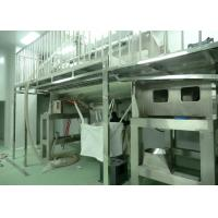 China Easy Cleaning Powder Production Line  Ribbon Blending Plants For Food / Medicines on sale