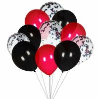 Quality Multi Colors Balloon Themed Birthday Party Decorations Easy To Blow Up for sale