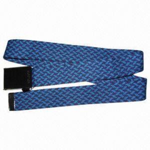 China Braided Webbing Belt on sale