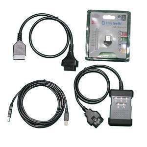 China Wireless USB / Bluetooth Nissan Consult-3 Auto Diagnostics Tools on sale