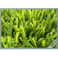 Quality Apple Green / Field Green Football Artificial Turf 10000 Dtex UV Resistant for sale