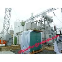 China Onsite working transformer oil purification machine,Used Insulation Oil Change Machine Oil Regeneration System on sale