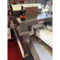 Buy cheap Commercial Bread Production Line For Continous Flaky Pastry , Food Processing Machine from wholesalers