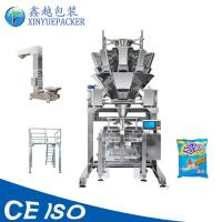 Quality Multi Functional Multihead Weigher Packing Machine Pneumatic Driven Beans Packing Machine for sale