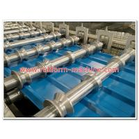 China Corrugated Longspan Aluminium Roof Sheet Corrugation Machine for 1 Meter Metral Roofing Sheets on sale