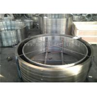 Buy EN10084 18CrMo4  DIN 1.7243 ASTM A572 Grade12 Gr11 Forged Ring Bar Machined at wholesale prices