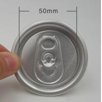 Buy cheap Aluminum 202# SOT easy open end for beverage can from Wholesalers