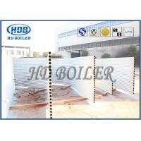 Quality Positive Tolerance Premium Bare Tube Water Wall Panels For Waste Heat Recovery Boilers for sale