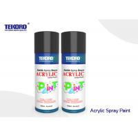 Quality Various Colors Acrylic Spray Paint Fast Drying For Plastic And Metal Garden Accessories for sale