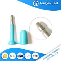 Quality TX-BS403 China oil seals shipping container red/white/yellow/blue markable security locks bolt seal for sale
