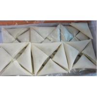 Quality frozen IQF samosa / curry triangle for sale