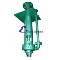 Quality High chrome alloy casing vertical slurry pumps EVM Series with rubber lined for sale