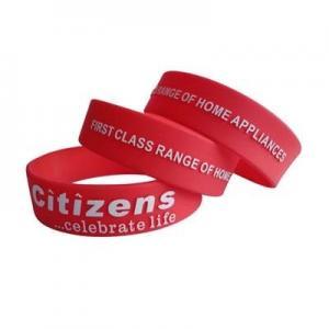 Promotional Gift Custom Silicone Bracelet