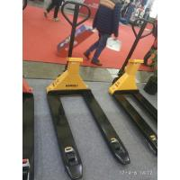 Quality Warehouse Pallet Jack With Weight Scale Pallet Weighing Machine 2000Kg for sale