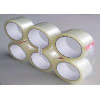 Quality Clear Strong Adhesive BOPP Packing Tape Single Side For Carton Sealing for sale