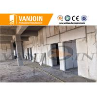 Quality Fireproof Insulated Building Panels For Exterior Wall / Roof / Floor for sale