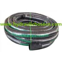 Quality Water Suction Hose 4inch reinforced rubber hose length 60m for sale