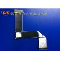 Quality 51 Pin FFC LVDS Ribbon Cable , Flat Flexible Cable For LCD Monitors for sale