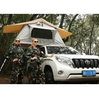 Quality Outdoor Umbrella Shape Car Roof Tent For The Top Of Your Car Long Using Life for sale