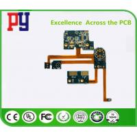 Quality Surface Lead Free Flexible Pcb Board , Flex Pcb Prototype High Tg Base Material for sale
