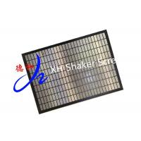 Quality VSM300 Scalping Brandt Shaker Screens For Oil Drilling Industry ISO Listed for sale