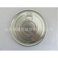 Buy cheap 309# 93mm aluminum full aperture easy open ends, EOE for metal can, food packaging, direct from manufacturer from Wholesalers