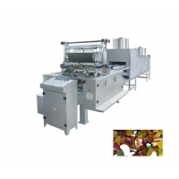 China Toffee Candy Manufacturing Machine Soft Jelly Candy Depositor on sale