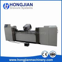 Quality Gravure Cylinder Chrome Polishing Machine Mirror Polishing of Chrome-plated Rolls Gravure Printing Cylinders for sale