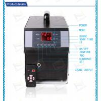Buy Vehicle and boat Commercial ozone maker machine / odor free ozone generator at wholesale prices