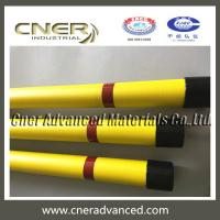 High modulus carbon fibre telescopic tube for rescue pole, glass cleaning pole