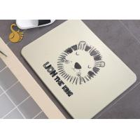 Quality Digital Print Non Slip Area Rugs Water Absorb Diatomite Non Slip Bath Mat for sale