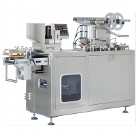 Quality Tablets Blister Packaging Machine 120mm Stroke Strip Packing Machine for sale