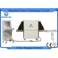 China SF6550 Hotel use X Ray Baggage Scanner , Dual Energy  X ray Inspection System on sale