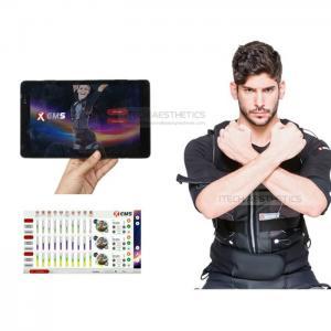 China Wireless ems muscle stimulator xbody ems suit electrical stimulation unit on sale