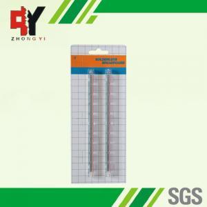 Quality Distribution Transparent Breadboard Solderless 16.5x0.95x0.85 cm for sale