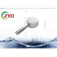 Quality Home Faucet Accessories Zinc Ally Material Chrome Plated Faucet Handle for sale