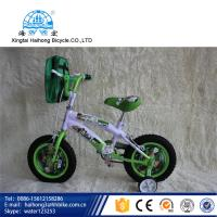 Quality Chile market best selling girls kids bike, white wheels cycle with toy box12 inch children for sale