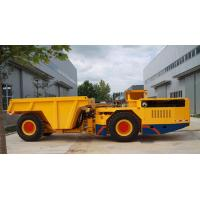 Buy cheap 7.5 CBM Mini 4x4 New Underground Dumper Truck from wholesalers