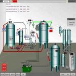 Quality Motor Coil Vacuum Pressure Impregnation Equipment / System VPI 2500 * 3000 mm for sale