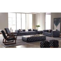 Buy cheap leather sofa,Italian design, luxury sofa 1+2+3,different colour option from wholesalers