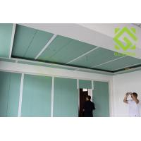 Buy cheap Paperfaced Perlite Board for celling insulation board/wall partion materials/expand perlite partition board from Wholesalers