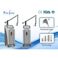 Quality Most profesional scar removal and cutting beauty machine CO2 laser for sale