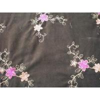 Quality 100% Cotton Corduroy Embroidery (HL-EXP019) for sale