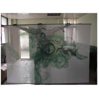 Quality Seamless Mesh PVC Banner , Outdoor Vinyl Mesh Fabric Advertising Banners for sale