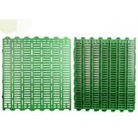 Quality Double Reinforcement Pig Plastic Flooring With A Circular Surface Design for sale
