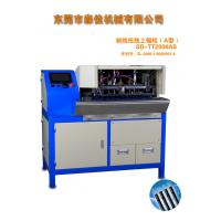 China Wire Cable Cutting And Stripping Machine AC220V / 50Hz 0.5 - 0.8MPa on sale