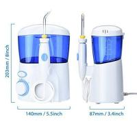 Dental Care oral irrigator/portable cleaning system