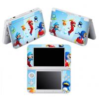Quality Customized designed vinyl skin stickers for Nintendo 3NDS  xl for dsi xl for 3ds for sale