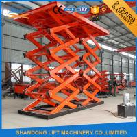 Quality 3T 5M 10M Fixed Hydraulic Car Lift for sale